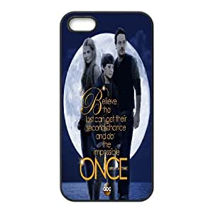 Popular TV Show Once Upon a Time Productive Back Phone Case For Apple Iphone 5 5S Cases -Style-5