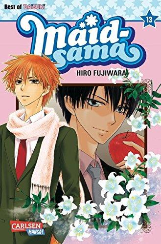 Maid-sama 13 Gebundenes Buch – 3. September 2013 Hiro Fujiwara Hiro Yamada Carlsen 3551782636