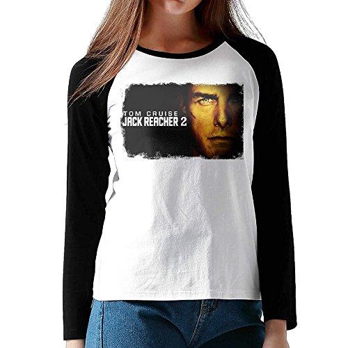 MEGGE Jack Reacher Never Go Back Female Shoulder Black M