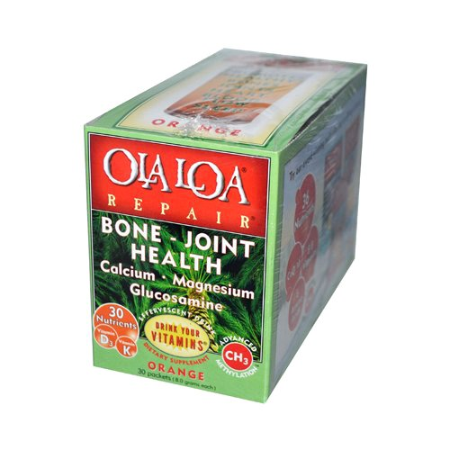 Ola Loa Repair OS-Joint Health Supplement, Orange, 30 Count