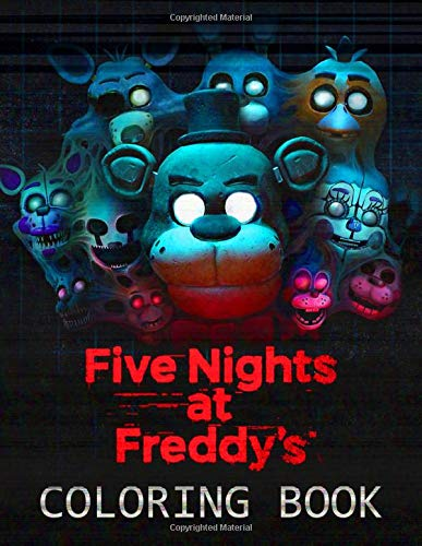 Print freddy five nights at freddys printable coloring pages ...   500x387