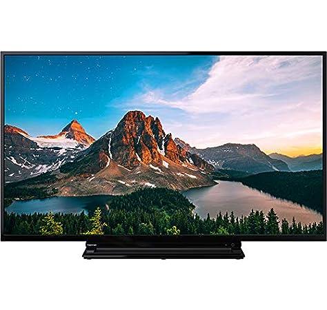Toshiba 43V5863DG - LED Ultra HD TV, 43