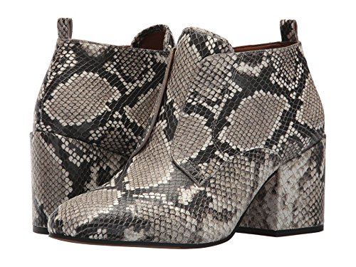 Natural Leather Womens Sarto Franco Snake Ankle Almond Toe Fashion Alfie2 Boots z1qddx5g