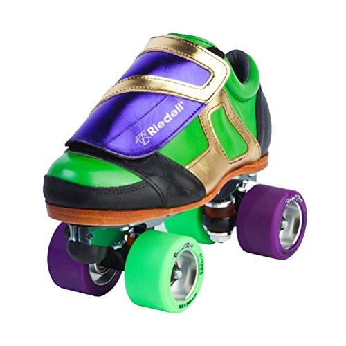 Riedell Jam Skates (Riedell 951 Phaze Jam Roller Skates 2015 5.0)