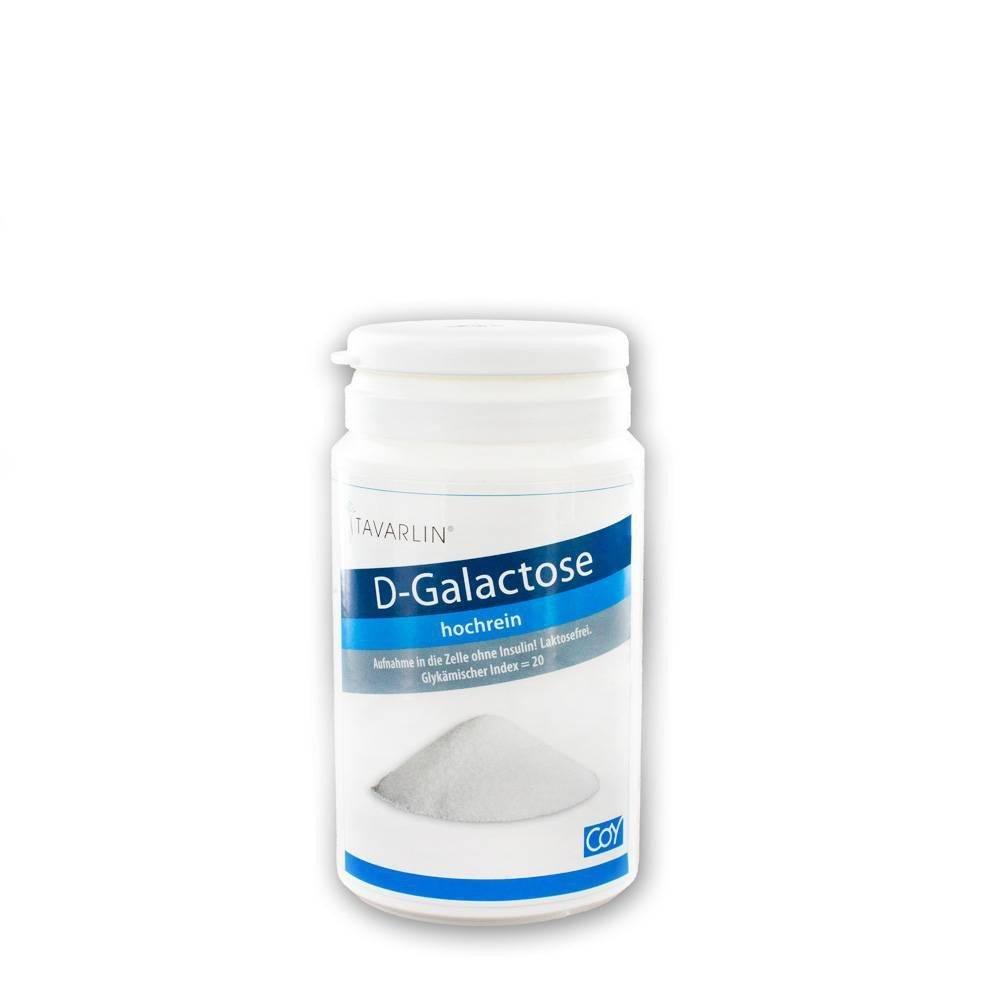 Vorschaubild: D-Galctose 250 g, hochrein
