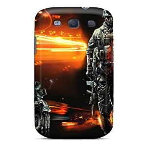 LeoSwiech Samsung Galaxy S3 Durable Hard Cell-phone Cases Provide Private Custom Beautiful Cod Pictures [goW16801YVyE]