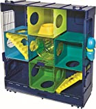 CRITTER UNIVERSE THE WALL SMALL PET HOME - 18.75X5.5X19.5