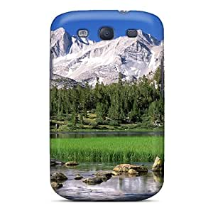 Perfect Fit MSvcxfT8115OJlnt Winding River Case For Galaxy - S3