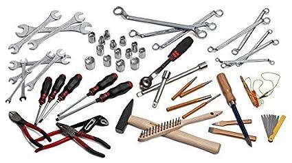 Würth – Juego de herramientas de automóviles, 49 piezas