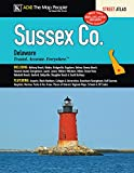 Sussex County, DE Street Atlas