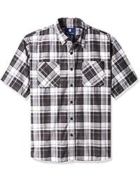 Men's Big and Tall Front Row Short Sleeve Shirt
