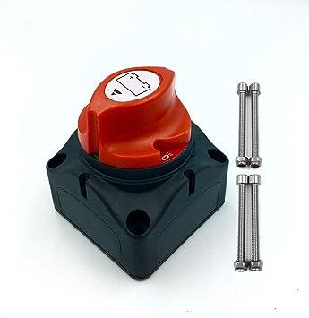 Zubehörmarkt Batterie Trennschalter Stromschalter 300A 12V für Fahrzeuge
