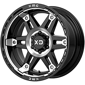 Amazon Com Xd Series Xd840 Spy 2 17x9 8x165 1 8x6 5 12mm Black