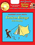Curious George Goes Camping Book & CD