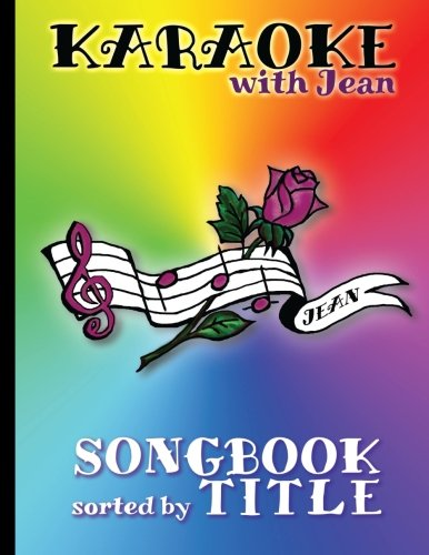 Karaoke Songbook by Title