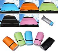 Elevin(TM)1Pc Casual Foldable Car Windshield Visor Snowproof Cover Front Rear Block Window Sun Shade