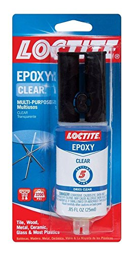 Henkel-Loctite 1943587 24 Pack 0.85 oz. All Purpose Epoxy, Clear by Loctite