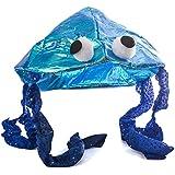 Tigerdoe Jellyfish Hat - Sea Party Hat - Jellyfish Costume - Fish Hat - Costume Hats by (Blue)