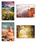 Send encouraging words to friends and loved ones with an inspirational card from DaySpring. Each card features KJV Scripture paired with inspirational thoughts from Pastor Tony Evans.Details:Beautiful scenic photographsInspirational words fro...