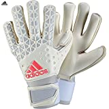 adidas Ace Pro Classic Gloves (White/Red) (10)