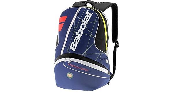 Babolat Team RG/Fo Mochila de Tenis, Unisex Adulto, Azul/Rojo, Talla Única: Amazon.es: Deportes y aire libre