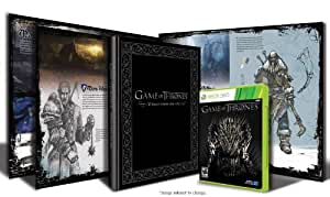 Game of Thrones Art Book Bundle - Xbox 360 Bundle Edition