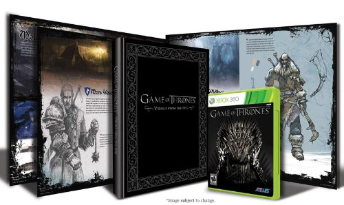 Game of Thrones (Art Book Bundle) - Ultimate Direction Quick