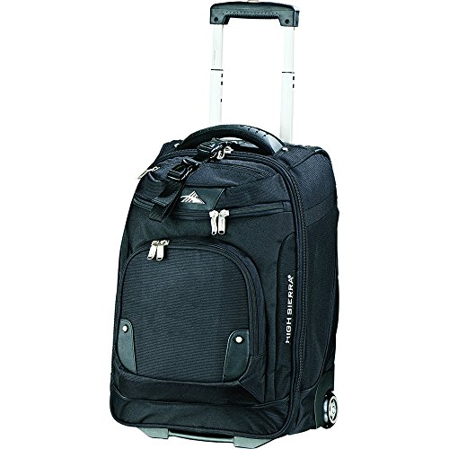 High Sierra 21'' Wheeled Carry On Computer Upright - 6 Quantity - $143.75 Each - PROMOTIONAL PRODUCT / BULK / BRANDED with YOUR LOGO / CUSTOMIZED by Sunrise Identity (Image #2)