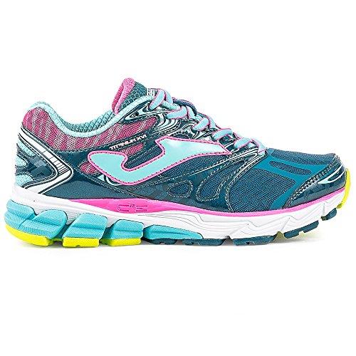 Joma R.Titalw-603, Zapatillas de Deporte para Mujer Rosa (Fucsia)