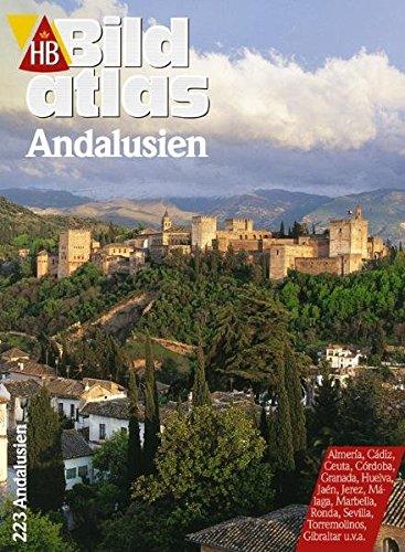 HB Bildatlas Andalusien