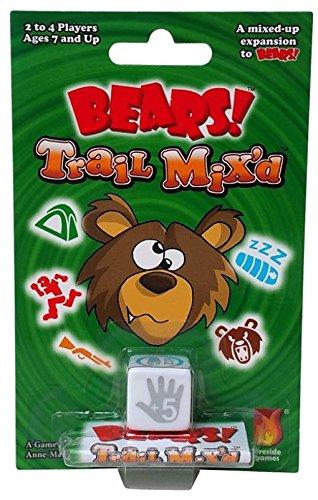 Fireside Games 3002 Bears - Trail Mixad