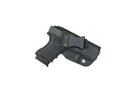 Holsters, Belts & Pouches Sccy Concealment Kydex Holster Inside The Waistband With Adjustable Retention
