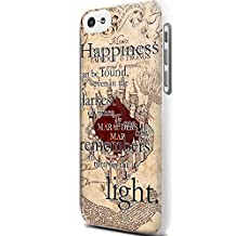 Happiness Quote Harry Potter for Iphone and Samsung Galaxy Case (iPhone 5/5s white)