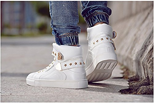 discount visa payment free shipping exclusive Fashion High Top Sneakers Men White buy online outlet outlet store cheap price 8P25M4Je5