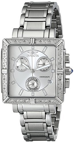 Invicta Women's 5377 Angel Diamond-Accented Stainless Steel Watch