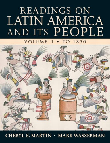 readings on latin america - 1