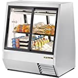True Mfg TDBD-48-4, 48 Wide Double Duty Refrigerated Deli Case