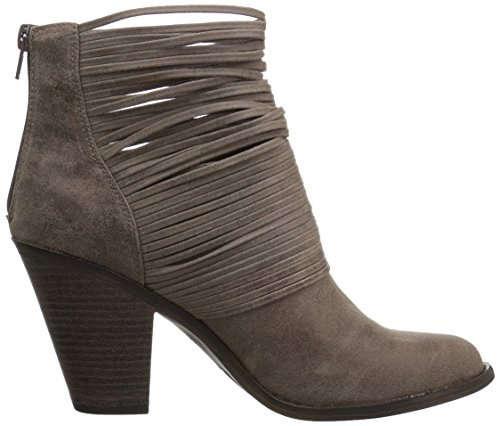 Pictures of Fergalicious Women's Wicket Ankle Bootie Brown 3