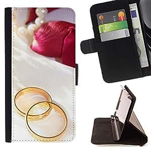 Momo Phone Case / Flip Funda de Cuero Case Cover - Promesa de amor - Sony Xperia Z2 D6502