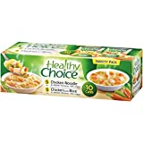 Healthy Choice Chicken Soup Variety Pack 10 Count