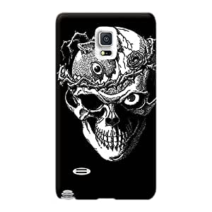 AlissaDubois Samsung Galaxy Note 4 Best Cell-phone Hard Cover Customized Stylish Avenged Sevenfold Band A7X Image [oKM10509dPWz]