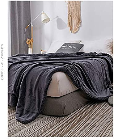 Pink, 39x47 TSY Flannel Sherpa Throw Blanket Plush Flannel Soft Micro Fleece Reversible TV Blanket Warm Cozy Plush
