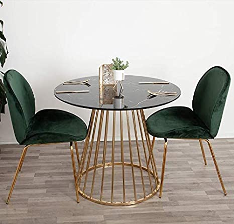 Miraculous Grace Velvet Dining Chairs Kitchen Chairs For Dining Kitchen Dailytribune Chair Design For Home Dailytribuneorg