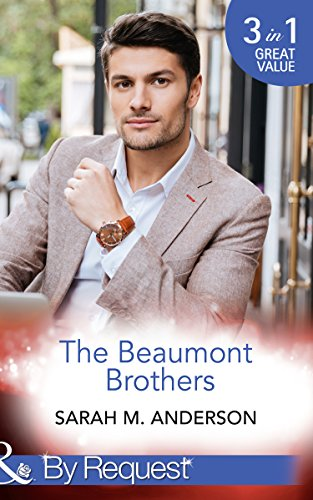 book cover of Beaumont Brothers