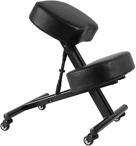 Sleekform Kneeling Chair Height Adjustable for Office & Home
