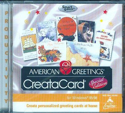 Amazon american greetings creatacard special edition jewel case american greetings creatacard special edition jewel case m4hsunfo