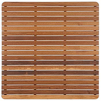 Amazon Com Bare Decor 3 By 5 Oskar String Spa Shower Mat