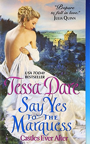 book cover of Say Yes to the Marquess