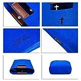 AGAPASS Bible Bag,Bible Tote,Bible Carrying