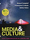 Loose-leaf Version for Media + Culture 11e & LaunchPad for Media & Culture 11e (Six Month Access)